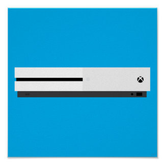 Xbox Één s- Poster