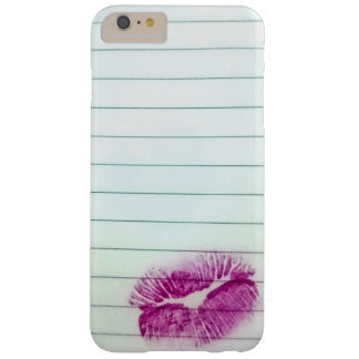 xoxo barely there iPhone 6 plus hoesje