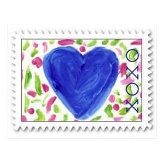 XOXO ~ koestert & kust het Briefkaart van ~