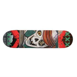 XXX het Skateboard van de Piraat van het Skelet