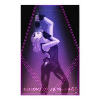 Y.O.I: Onthaal aan het Poster Madenss