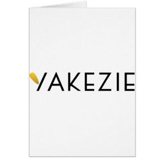Yakezie.com Wenskaart