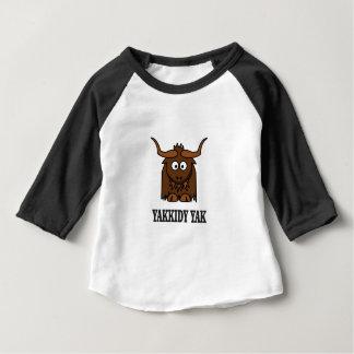 yakkidy jakken baby t shirts