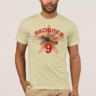 """Yakovlev (""""Jakken"""") 9 T Shirt"""
