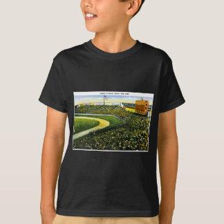 Yankee Stadium, Bronx, het Vintage Briefkaart van T Shirt