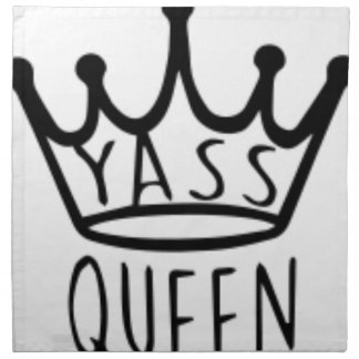 yass-koningin servet