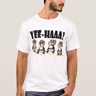 Yee-HAA! De Koeien van Linedancing T Shirt