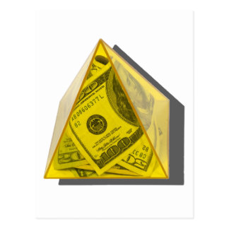 YellowPowerPyramidMoney021411 Briefkaart