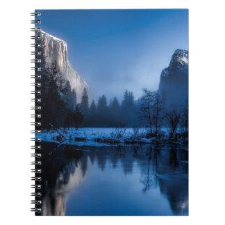 yellowstone-nationaal-park ringband notitieboek