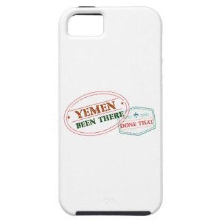 Yemen daar Gedaan dat Tough iPhone 5 Hoesje