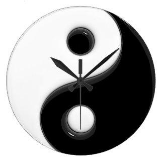 Yin Yang #1D Grote Klok