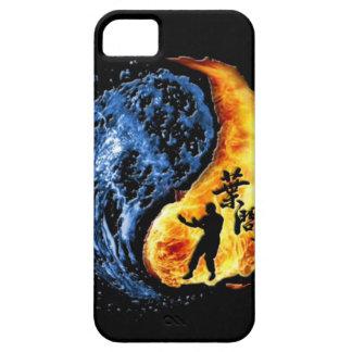"""Yin Yang - Ip van de """"Kungfu"""" van Chun van de Vleu Barely There iPhone 5 Hoesje"""