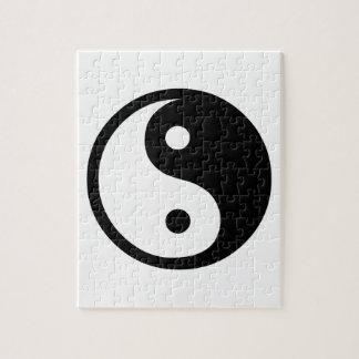Yin Yang Legpuzzel