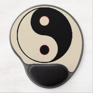 Yin Yang Mousepad Gel Muismat