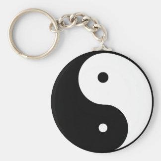Ying & de Zeer belangrijke Ketting van Yang Sleutelhanger
