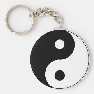 Ying Yang Keychain Sleutelhanger