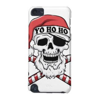 Yo ho ho - piraatsanta - de grappige Kerstman iPod Touch 5G Hoesje
