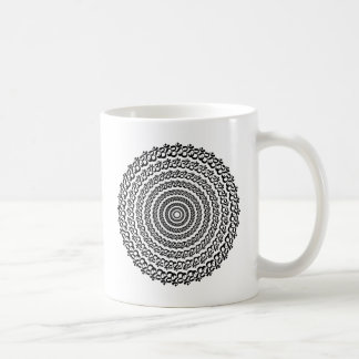 yoga cirkel koffiemok