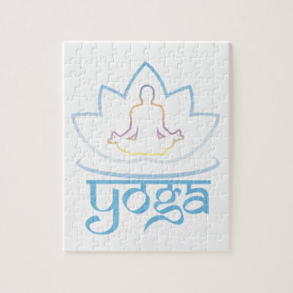 Yoga Puzzel