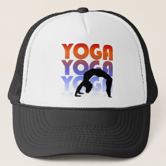 yoga trucker pet