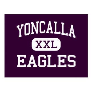 Yoncalla - Eagles - Middelbare school - Yoncalla Briefkaart