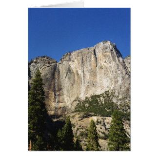 Yosemite Kaart