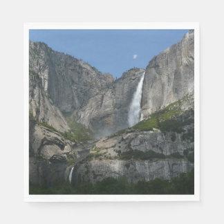 Yosemite valt III van Nationaal Park Yosemite Papieren Servetten