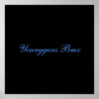Youngguns Bmx Poster