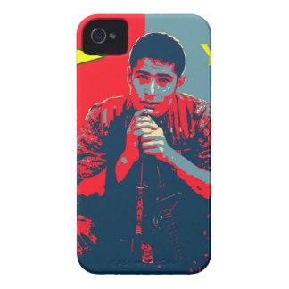 YPG Militair 4 kunst 2 iPhone 4 Hoesje