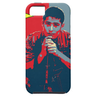 YPG Militair 4 kunst 2 Tough iPhone 5 Hoesje