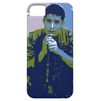 YPG Militair 4 kunst 3 Barely There iPhone 5 Hoesje