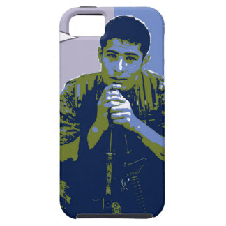 YPG Militair 4 kunst 3 Tough iPhone 5 Hoesje