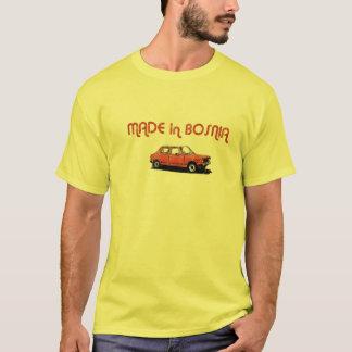 Yugo dat in Bosnia wordt gemaakt T Shirt