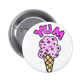 YUM RONDE BUTTON 5,7 CM