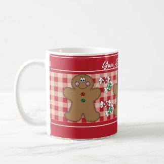 Yum, Yum, Yummy Retro Peperkoek   Kerstmis Koffiemok
