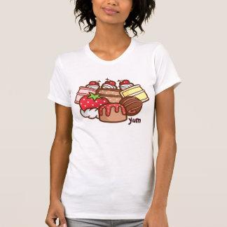 Yummy Bovenkant van de Pyjama T Shirt