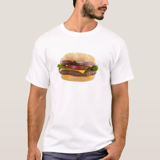 Yummy Hamburger T Shirt