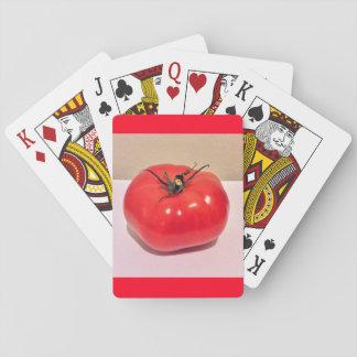 Yummy Kleurrijke Tomaat 4Ellen Speelkaarten