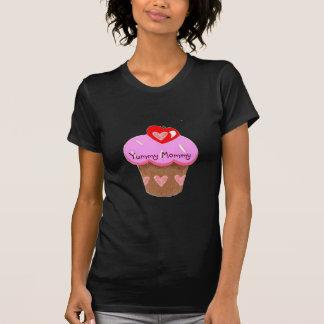 Yummy Mama, Cupcake voor Mamma T Shirt