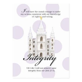 YW de Integriteit van de Kaart van de waarde