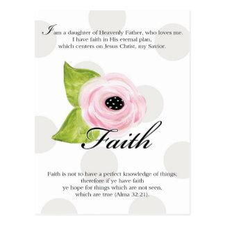YW de Kaart van de waarde - Geloof