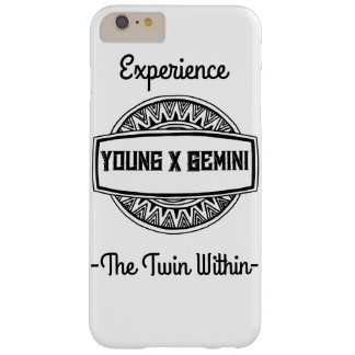 YXG Logo #3 Barely There iPhone 6 Plus Hoesje