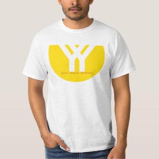 YY de Casual T-shirt van het Mannen