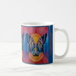 Z is voor Zebra door Kathy Morrow Koffiemok