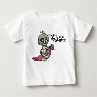 """""""Z"""" is voor Zombie met de Algemene T-shirt (van"""