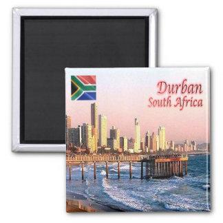 ZA - Zuid-Afrika - Durban - het Gewas van de Magneet
