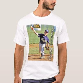 Zachary PItching T Shirt