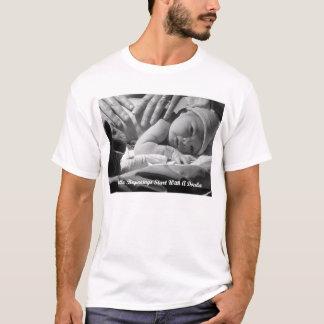 Zacht Begin T Shirt