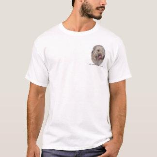 Zacht Met een laag bedekt Wheaten Terrier van T Shirt