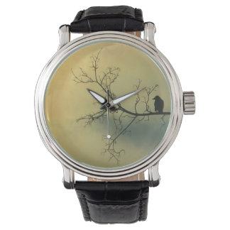 Zachte Vogel Horloge